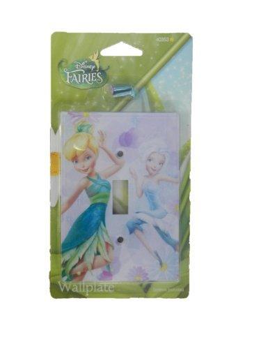 Disney Fairies Wall Plate