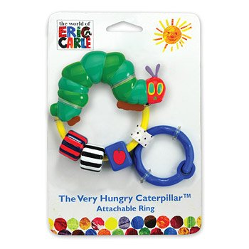 The Very Hungry Caterpillar Nappy Cake 2 Tiers