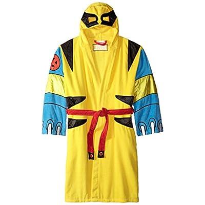 Discount Robe Factory Men's Marvel Cotton Hooded Bathrobe supplier