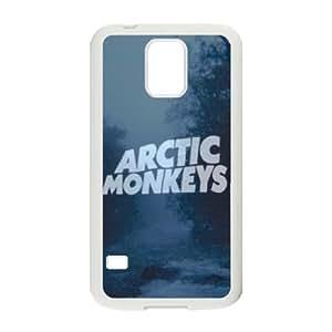 Arctic Monkeys Samsung Galaxy S5 Cell Phone Case White Zlkbl