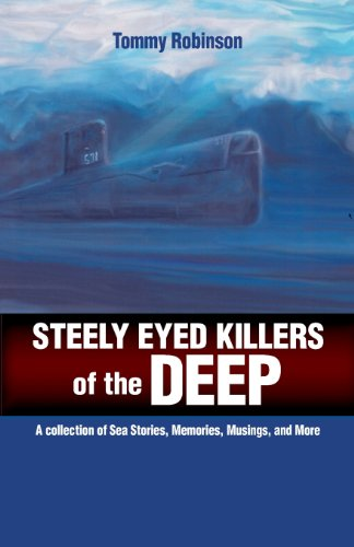 Steely Eyed Killers of the Deep