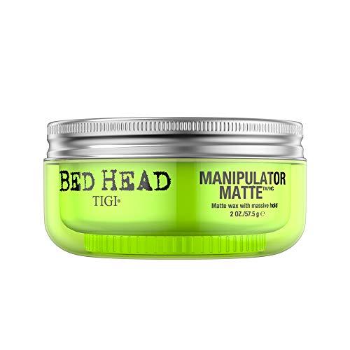 TIGI Bed Head Manipulator Matte Wax, 2 oz (Pack of 6) ()