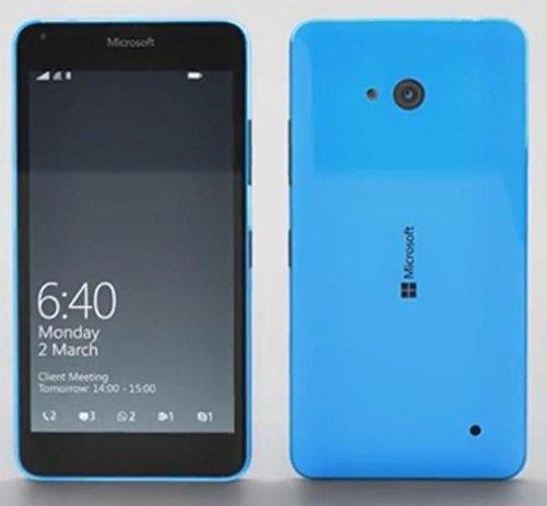 Microsoft Lumia 640 XL LTE Dual Sim Blue 8GB (RM-1096) Unlocked international model- no warranty