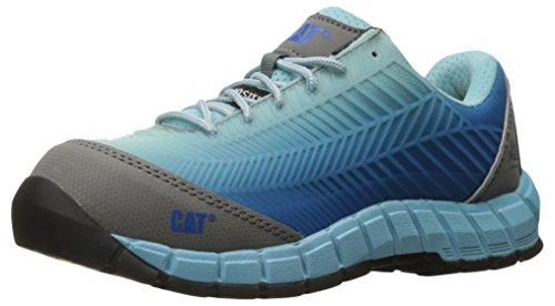 Caterpillar Women's Array Comp Toe Work Shoe, Imperial Blue, 6.5 M US