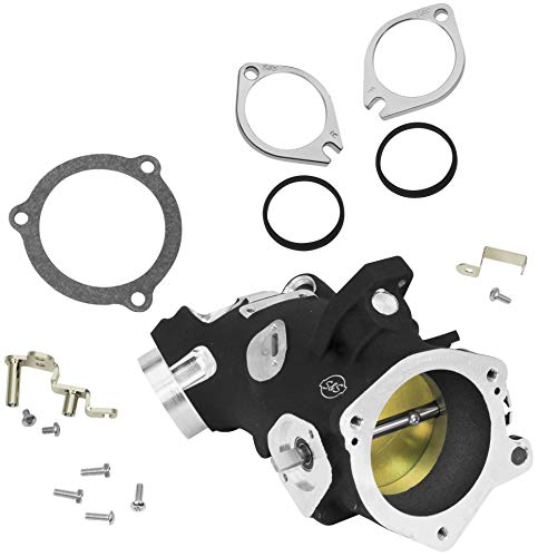 S&S Cycle Throttle Hog Throttle Body 58MM 170-0338 ()