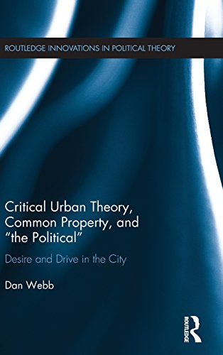Critical Urban Theory, Common Property, and