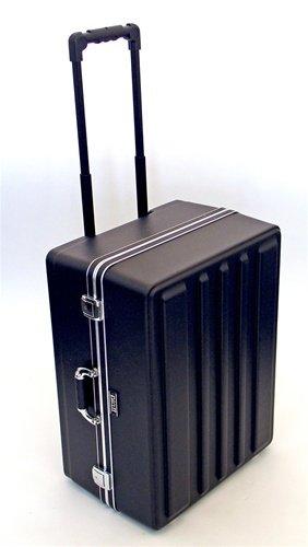 241811H Platt Heavy-duty Polyethylene Case with Wheels and Telescoping Handle by Platt Cases (Image #5)