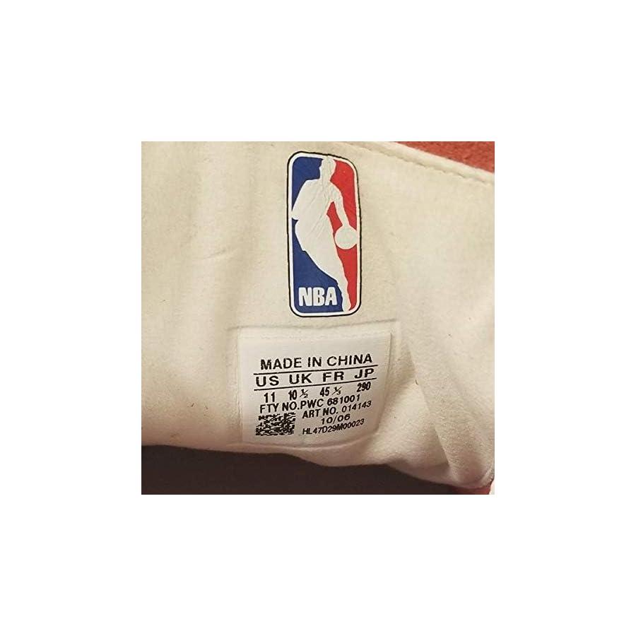 Blake Griffin Autograph Autographed Signed Clippers Shoe Size 11 Beckett Authentication Coa