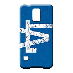 samsung galaxy s5 Excellent Fitted New Style fashion phone cover shell los angeles dodgers mlb baseball