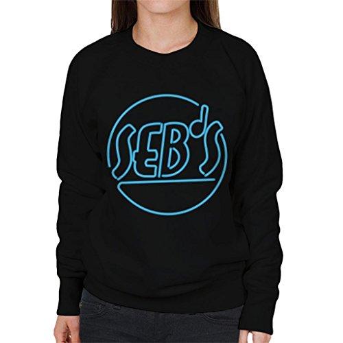 Sweatshirt Sweatshirt Sweatshirt Sebs Club La Jazz Women's La 7 Land City City City City Cloud Swaq66