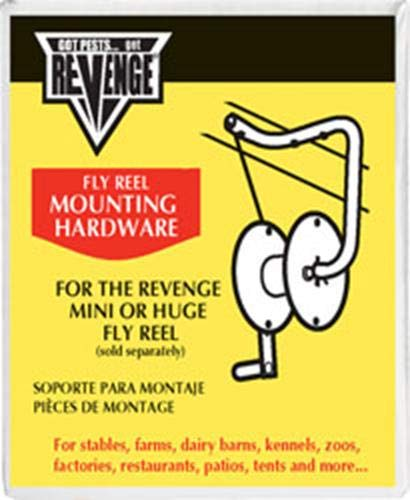 917500 Revenge mounting Hardware for Fly Tape by Bonide