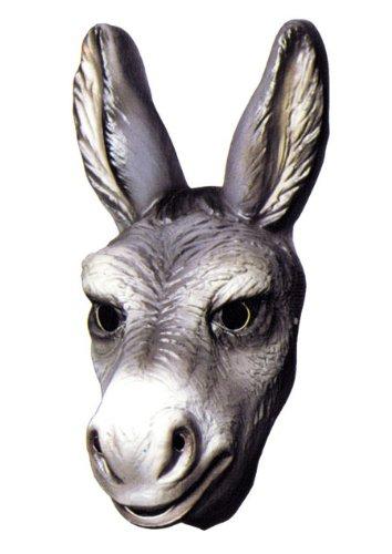 M/áscara de burro para disfraz Cesar A505-001