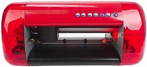 SINOSHON DC330 110V/220V A3 Mini Vinilo de corte Plotter con Contour Cut Función Vinilo de corte Plotter: Amazon.es: Bricolaje y herramientas
