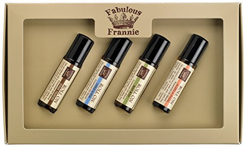 Fabulous Frannie Roll On Natural ingredients and Pure Essent
