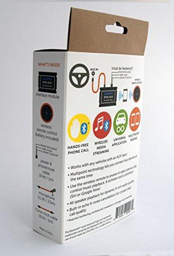 USA SPEC BT45-AUX Universal Application - Bluetooth phone, Music input kit by USA Spec (Image #4)