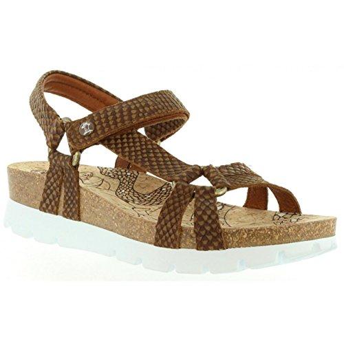 Sandalias de Mujer PANAMA JACK SALLY SNAKE B3 NAPA CUERO