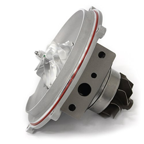 - SUPERCELL 99.5-03 Ford Powerstroke 7.3 GTP38 Turbo Upgrade Billet Compressor Wheel Replacement CHRA Cartride