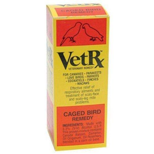 Vet Rx - Bird - 2 oz GOODWINOL