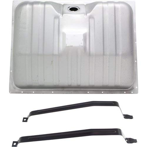 Garage-Pro Fuel Tank Kit for Chevrolet Camaro 67-68 / Firebird 67-1998 Set of 3 With Strap (Fuel Tank Camaro Strap)