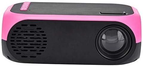 Opinión sobre Diyeeni HD Projector Pantalla de Proyección Ajustable de 24-60 Pulgadas,Proyector 1080P LED Proyector Portátil Mini Home Theater, Soporte Multimedia (Imagen/música/Video/TXT) (UE)