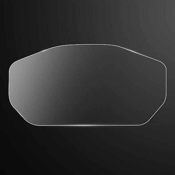 Displayschutzfolie Tachoschutzfolie Screen Protector Aufkleber Passend Für Ducati Monster 797 821 1200 2 X Ultra Klar Auto
