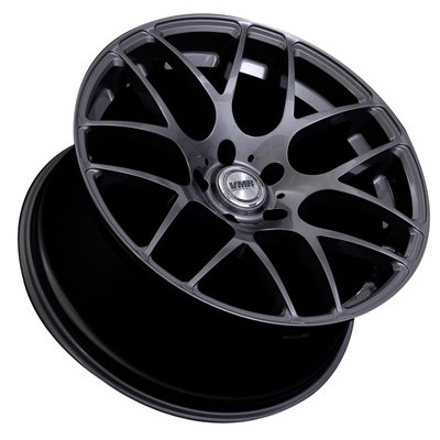 VMR V710 Gunmetal Wheel with Painted Finish (18 x 8.5 inches /5 x 112 mm, 35 mm ()