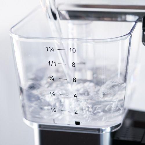 Moccamaster KBGT 741 isotherme cafeti/ère filtre 10 tasses alu poli
