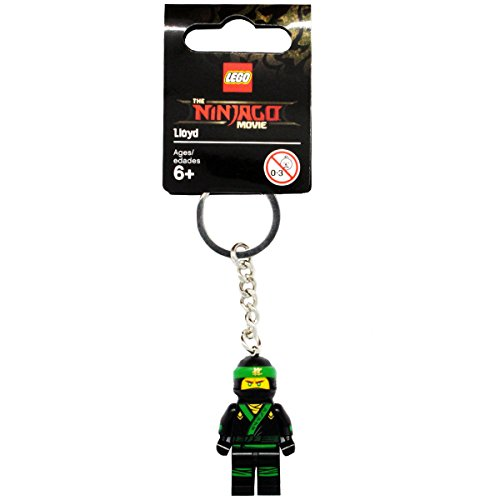 LEGO 853698 The Ninjago Movie Lloyd Key - Legos Prime Ninja