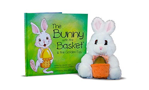 The Bunny with the Basket - An Easter Tradition (Bunny Easter Basket)
