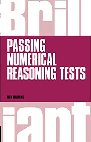 Brilliant Passing Numerical Reasoning Tests: Everything You