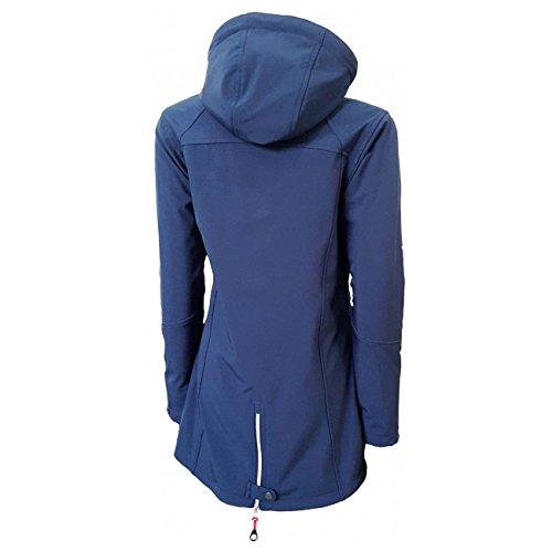 Fashion Manteau navyblau Softshell Femme Dry Sylt Tz5qwyd