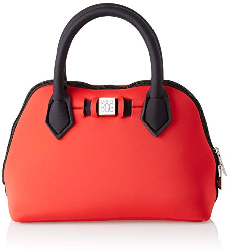 Cobalt red 25x19x12 Save Cm L w Donna X Mano H Bag Rosso My Borsa Mini Princess A UgqAUaw