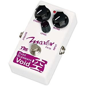Maxon Fuzz Element Void FV10