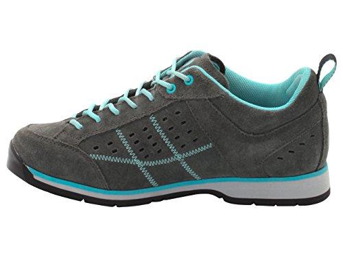 deporte VAUDE Mujer 095 Women's Grau Dibona Gris Active de exterior Zapatillas steel dark 11qXRwWg