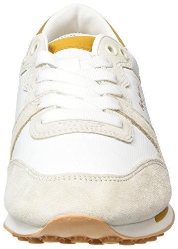 Basse Bianco Jeans Donna Ginnastica Da Scarpe white Bimba Basic Pepe 17wpxSUqq