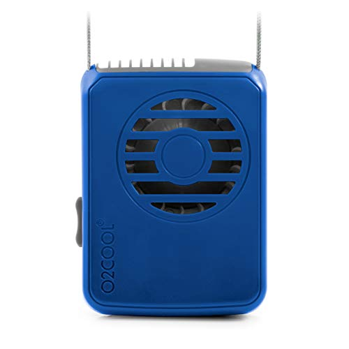 O2COOL Deluxe Blue Battery