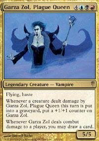 Magic: the Gathering - Garza Zol, Plague Queen - Coldsnap - ()