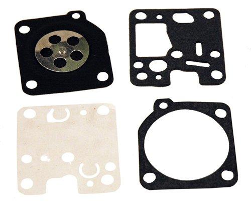 Carburetor Gasket & Diaphragm Kit for Zama GND-52 ()