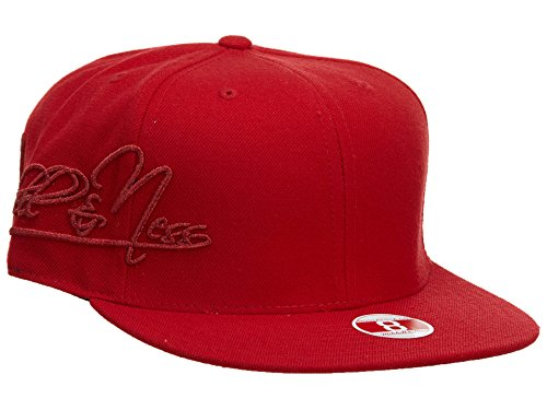 Mitchell&Ness Fitted Hat Mens Style: HAT420-RED Size: 8