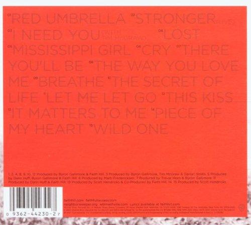 Faith Hill The Hits Album Pop Gift Ideas. Items ...