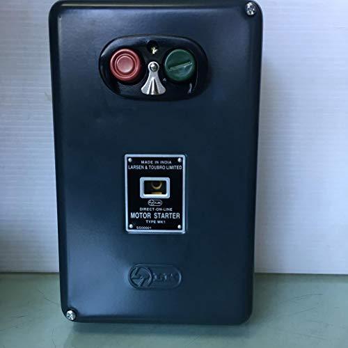 Tl L&T Ss96210Covo Make Mk1 Dol Starter 9-14A 360V, 50 X 50 X 50, Dark Grey Price & Reviews