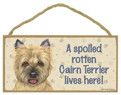 Dog lovers gift shelf plaque /'A very spoilt Frenchie lives here/' French Bulldog