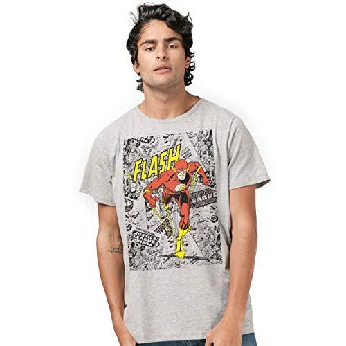 Camiseta The Flash Comics