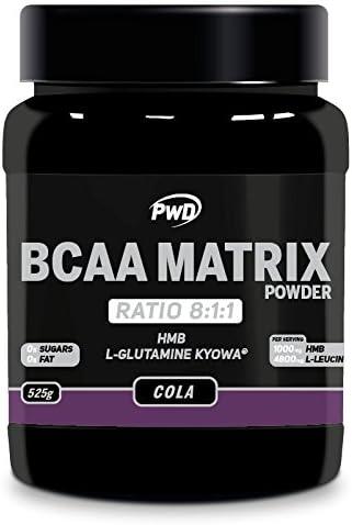 BCAA MATRIX POWDER (Cola): Amazon.es: Salud y cuidado personal