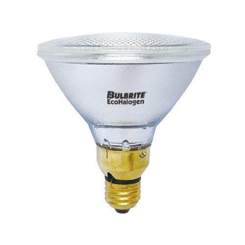 15PK Bulbrite 683465 H39PAR38FL3/ECO 39-Watt ECO Halogen PAR38, 50W Halogen Equivalent, Medium (E26) Base, 130V, Flood
