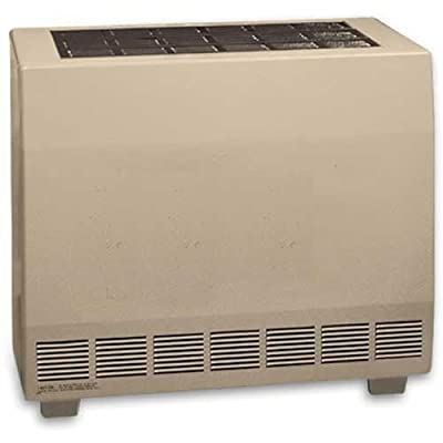 Empire Closed Front Room Heater W/Blower Natural Gas 65000 BTU