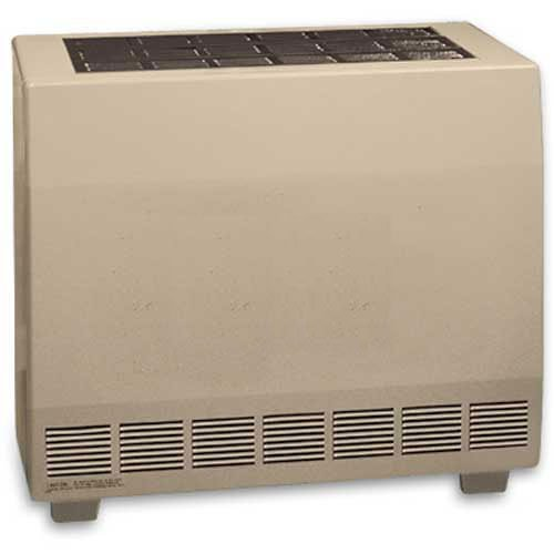 Empire Closed Front Room Heater W/Blower Liquid Propane 65000 BTU Built In Liquid Propane Heater