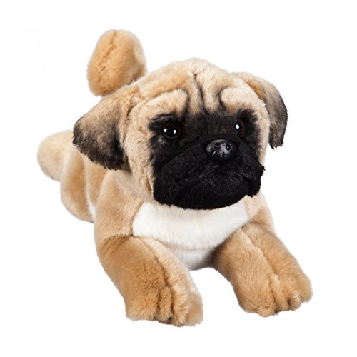 Wild African Safari Dog (B. Boutique Pug Wildlife Adventures 12 inch Stuffed Plush)