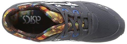 Gris femme Soft Asics III Grey Chaussures trail de Lyte Grey Gel Dark 1610 BwZC6x0gq
