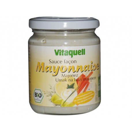 Vitaquell - Mayonesa Ecológica (Sin Huevo) (Sin Leche) - 1262-250ml-Vitaquell: Amazon.es: Alimentación y bebidas